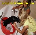 Nelli erstes Bad