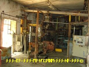 uralte Heiß-Raffinerie, ca.30.000l/Monat